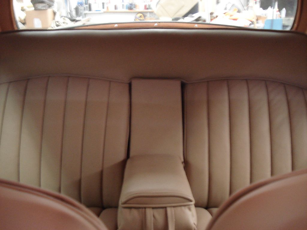 Rolls royce silver cloud nieuw interieur de autobekleder for Interieur 05 nl