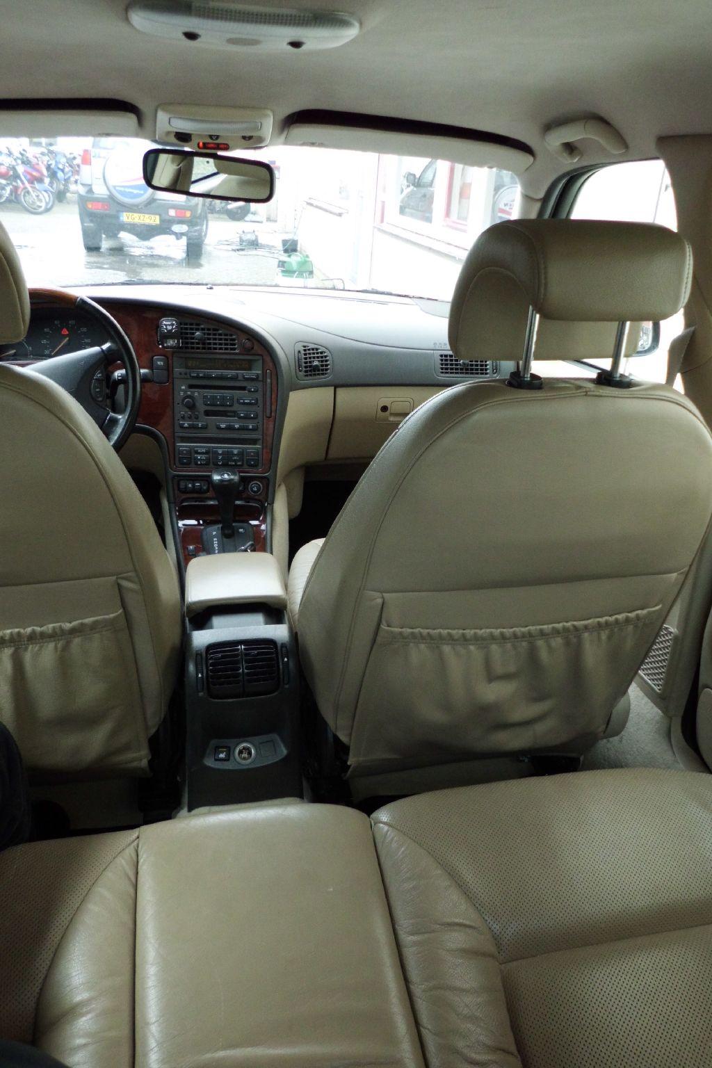 Saab 9000 interieur – De Autobekleder