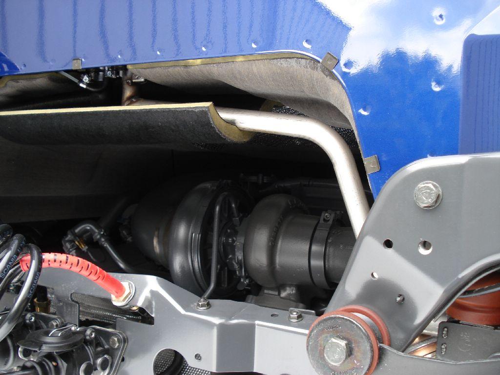 Scania truck interieur bekleden – De Autobekleder